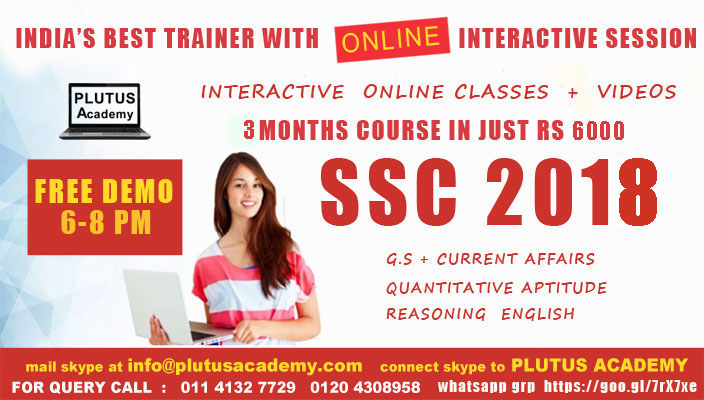 Best SSC Coaching In Rohini Delhi