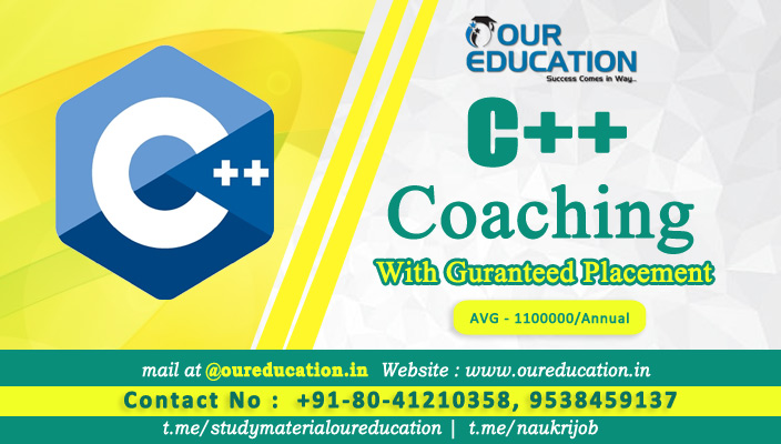 Best C++ Training Institutes Bangalore
