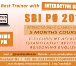 Best SBI PO Coaching Center Bangalore