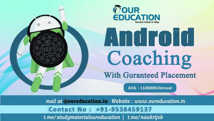 Best android Training Institutes Bangalore