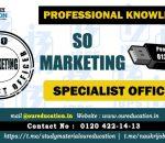 salary of IBPS SO Marketing officer