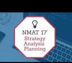 NMAT 2017 STRATEGY