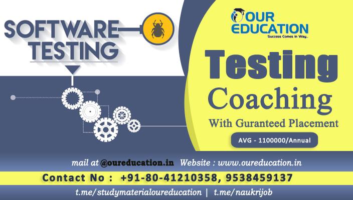 Best Software Testing Training Center Bangalore
