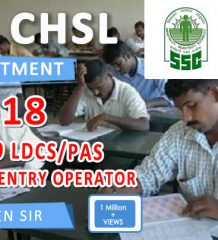 Best SSC-CGL Coaching Center in New Delhi