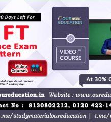 NIFT Entrance Exam Pattern