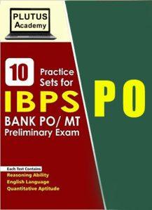 IBPS PO book