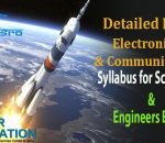 Detailed ISRO EC Syllabus for Scientist and Engineers Exam
