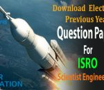 Download EC Previous Year Question Paper For ISRO Scientist Engineering Exam