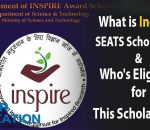 What is India's SEATS Scholarship and Who's Eligible for This Scholarship