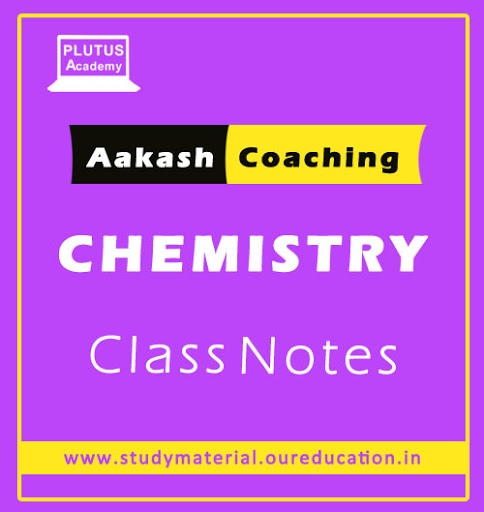 IIT-JEE CHEMISTRY NOTES