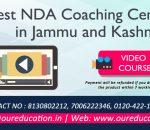 Best NDA Coaching Center in Jammu and Kashmir