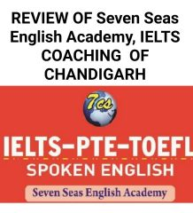 reviews of the Seven Seas English Academy