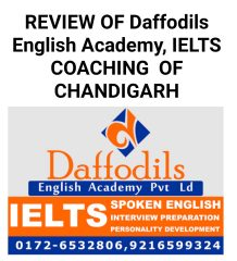 REVIEW OF DAFFODILS ENGLISH ACADEMY OF CHANDIGARH