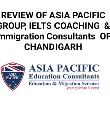 asia pacific Group of chandigarh Review