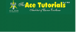 Ace Tutorials Chandigarh Reviews