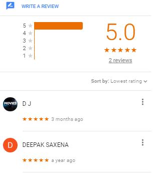 Bedi Classes Nagpur Reviews