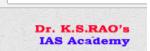 K S Rao's IAS Coaching Centre Hyderabad Reviews