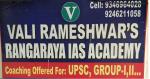 Vali Rameshwar's Rangaraya IAS Academy Hyderabad Reviews