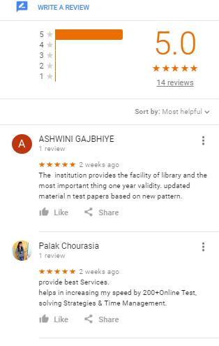 Vikalp Education - Best Banking Classes Nagpur Reviews