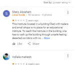 Abhyaas Coaching HYDERABAD REVIEWS