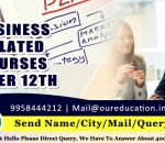 Business Related Courses After 12th