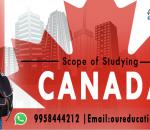 Scope of study in Canada