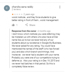 Hyderabad School Of Banking Coaching Hyderabad Reviews