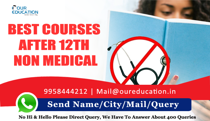 Best Courses After 12th Non Medical