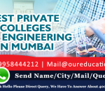 Best private colleges for engineering in Mumbai