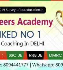 Best RRB JE Coaching Centers In Delhi