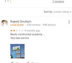 Gayatri Academy NEET Coaching Bhubaneswar Reviews