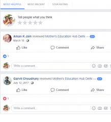 Mothers Education SSC Coaching Delhi Reviews