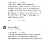 Aaron Educare Kolkata Bank Coaching Reviews