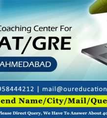 BEST GMAT/GRE COACHING CENTERS IN AHMEDABAD