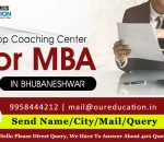 Top MBA Coaching Institutes in Bhubaneswar
