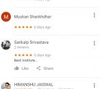 T.I.M.E. CAT Coaching Delhi Reviews