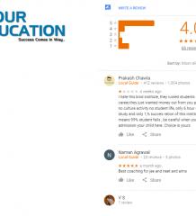 ALLEN Career Institute IIT Jee Coaching Jaipur Reviews
