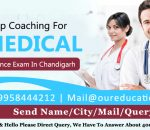 Top Coaching Centers For Medical Entrance Exam In Chandigarh