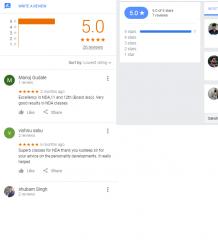 STOS ACADEMY NEET Coaching Pune Reviews