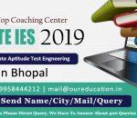 TOP 10 GATE IES Coaching in Bhopal