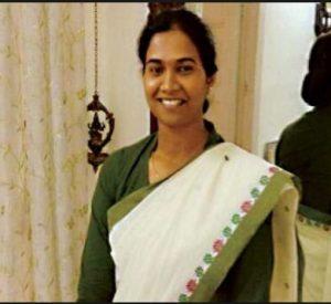 Nandini KR IAS topper