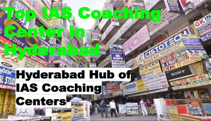 Hub of Best IAS Coaching in Hyderabad