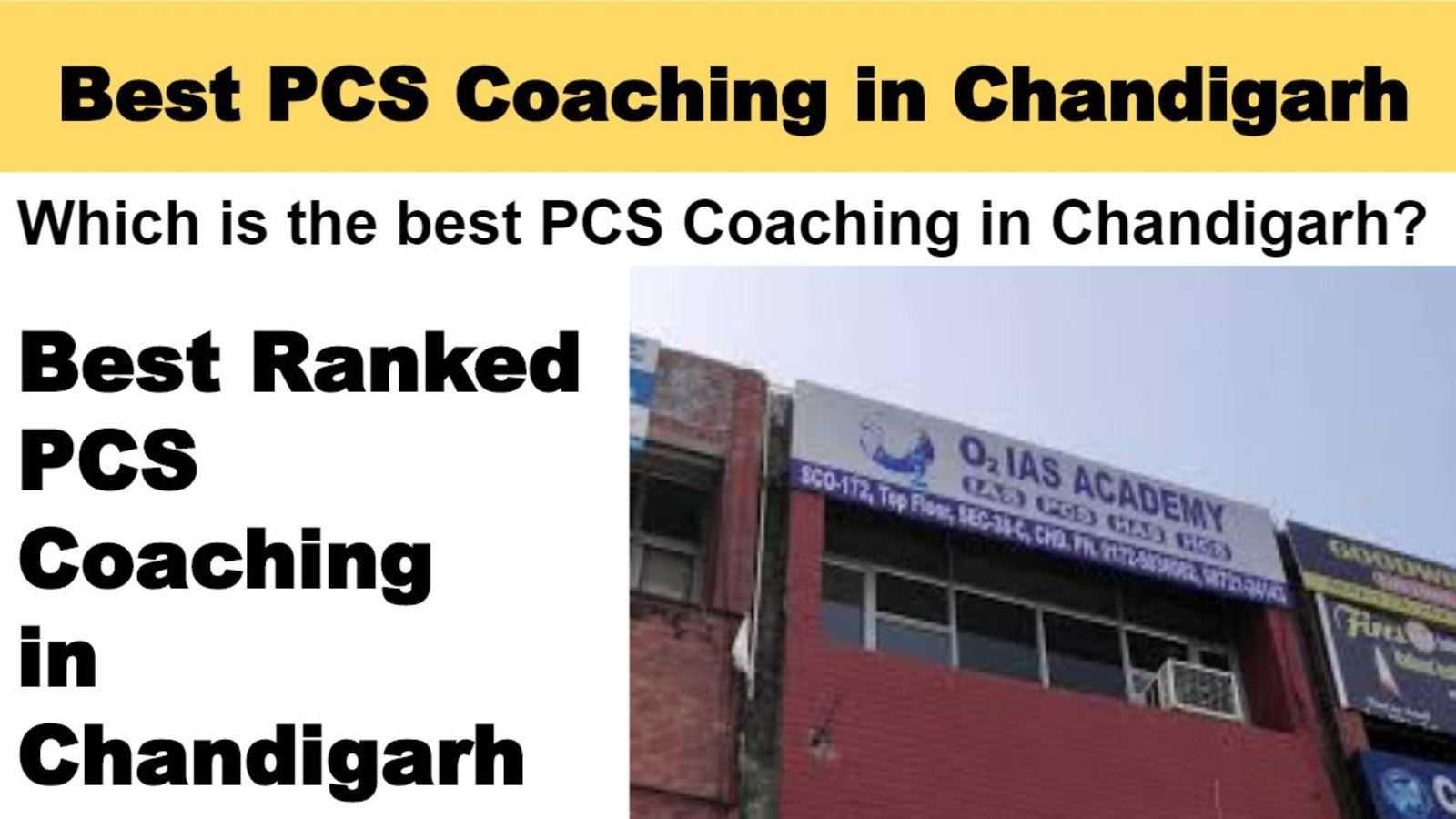 Top PCS Coaching in Chandigarh