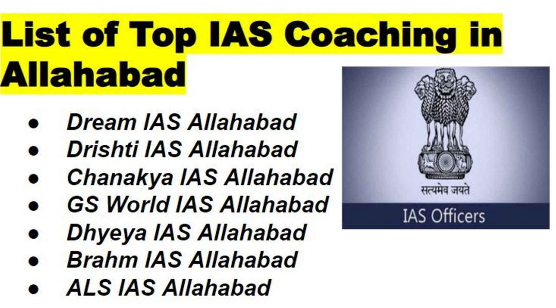 Top IAS Coaching in Allahabad