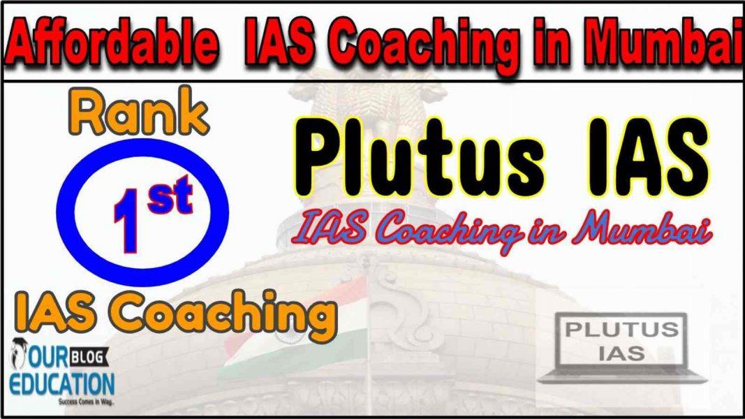 Affordable IAS Coaching in Mumbai